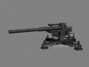 Немецкая 105мм зенитная пушка Flak 39. Новый юнит в РВГ(RWG)