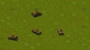 Французский танк Гочкисс H35 (Hotchkiss H35)  в РВГ (RWG)