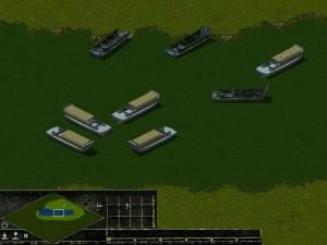 Landing Craft, Vehicle and Personnel — «десантный катер, личного состава и техники»