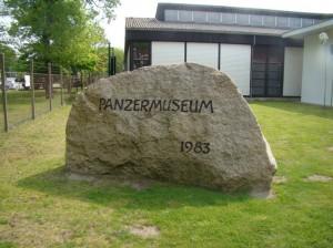 Panzermuseum - Танковый музей Германии
