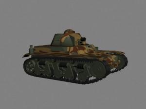 Лёгкий танк сопровождения R 35 (фр. Char l?ger d'accompagnement R35)