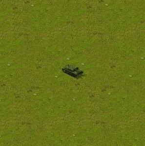 Самоходка Semovente da 105-25 в игре РВГ (RWG)