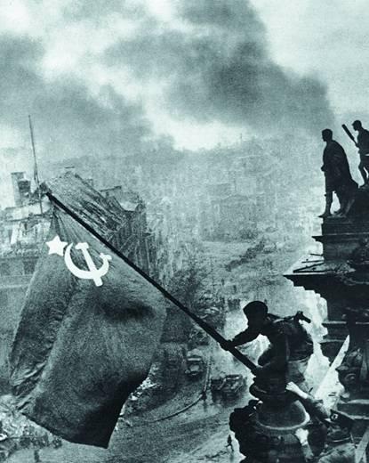 С Днем Победы Советского народа над фашисткой Германией